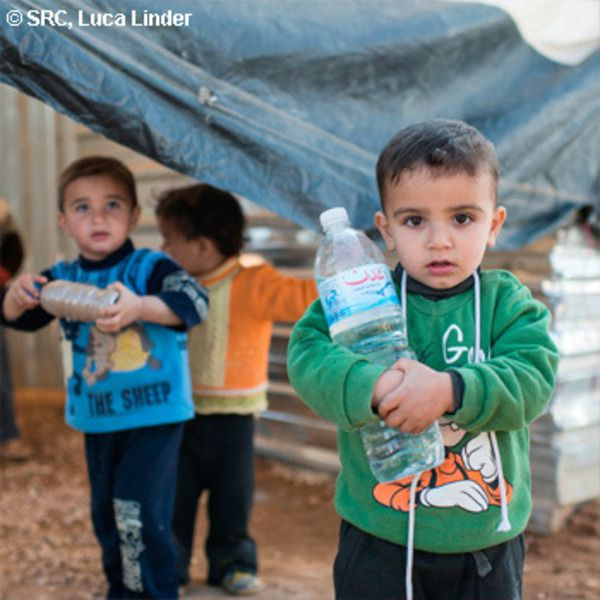 Swiss Red Cross – Help for Syrian Refugees Image