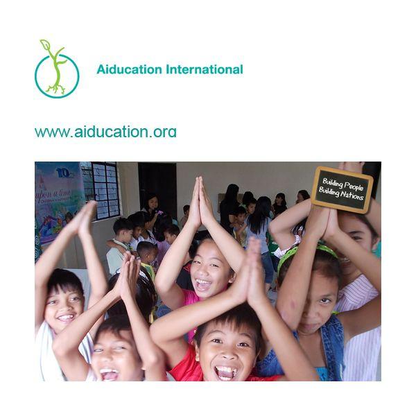 Aiducation – Ermöglichen Sie Jugendlichen den Zugang zu Bildung Bild