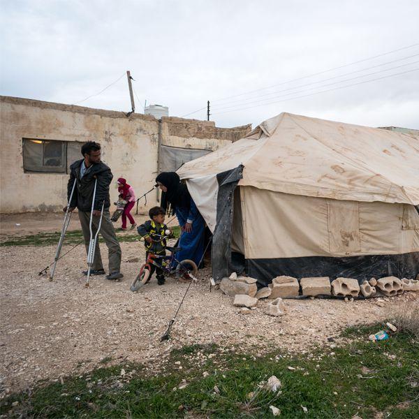 Glückskette – Hilfe für Flüchtlinge Bild