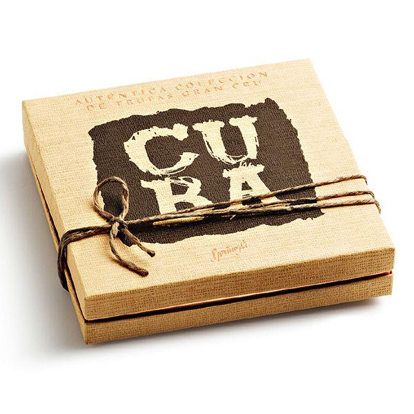 Sprüngli Cuba Truffles 16pcs Image