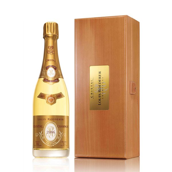 Champagne Louis Roederer Cristal MagnumBild
