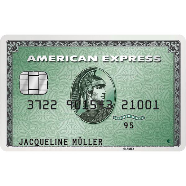 American Express Card (Zusatzkarte) Bild