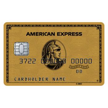 American Express Gold Card (Hauptkarte)