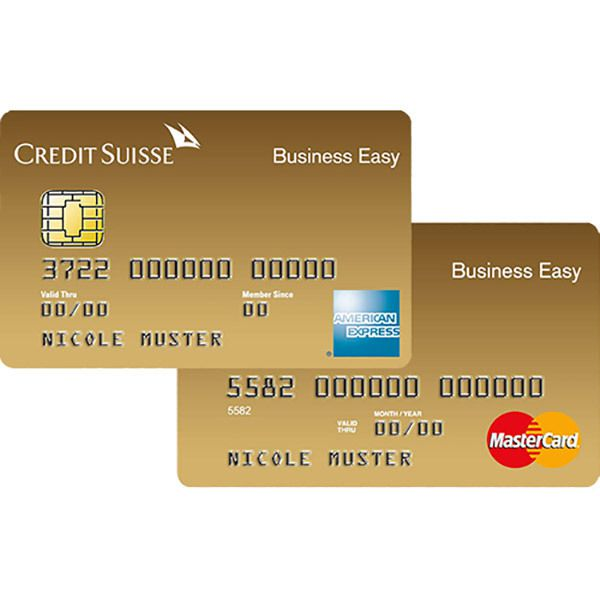 Business Easy Gold American Express Image