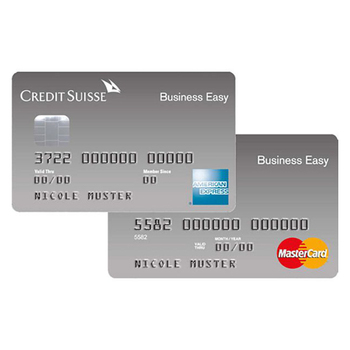 Business Easy Silver American Express