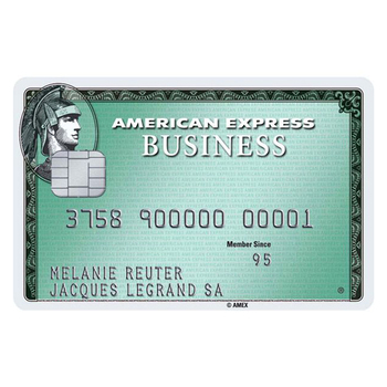 American Express Business Card (Hauptkarte)