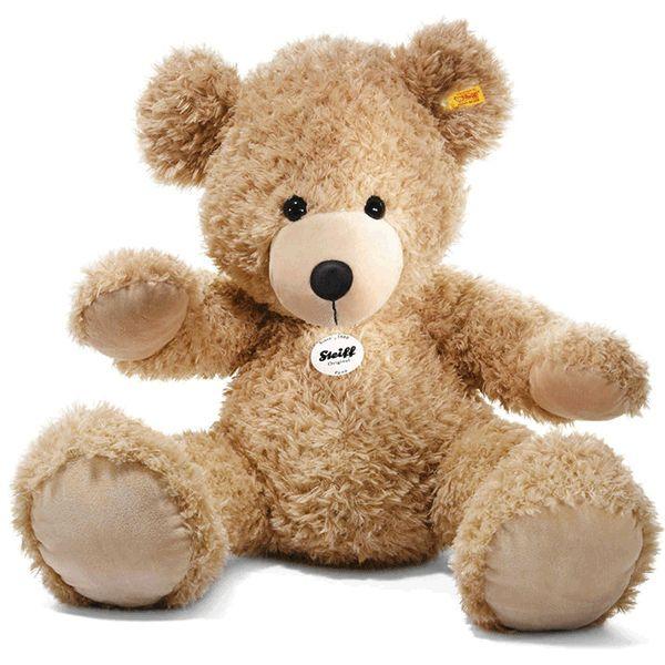 Steiff FYNN Plüsch-Teddybär 80cm Bild