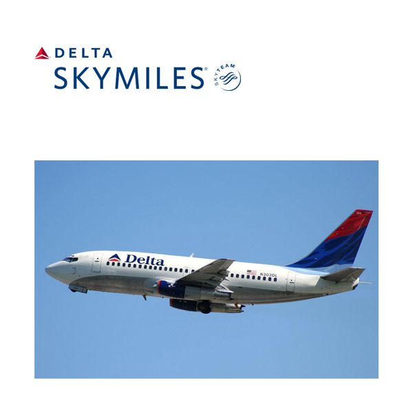 Delta Air Lines – Delta SkyMiles® Bild
