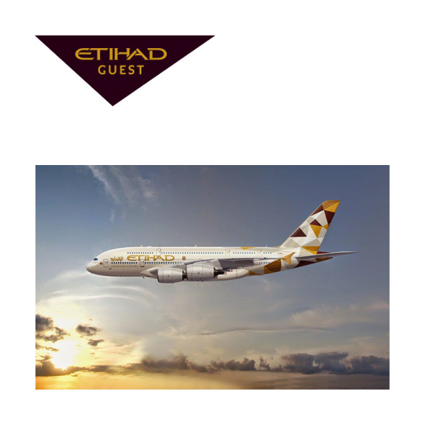 Etihad Airways – Etihad Guest Bild