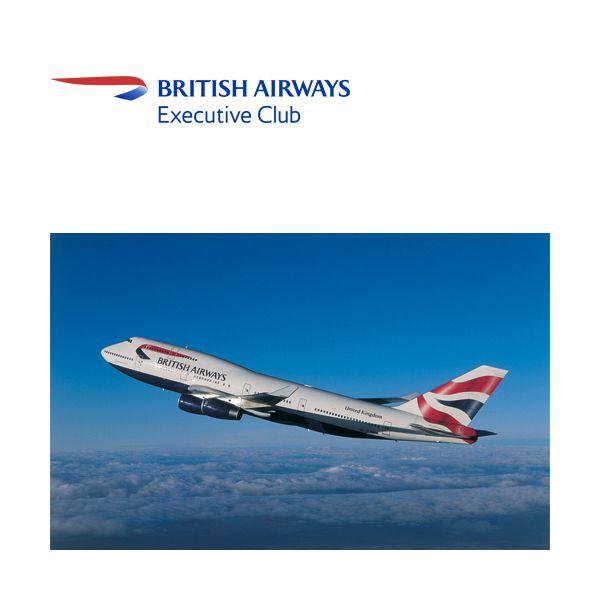 British Airways – Executive Club Bild