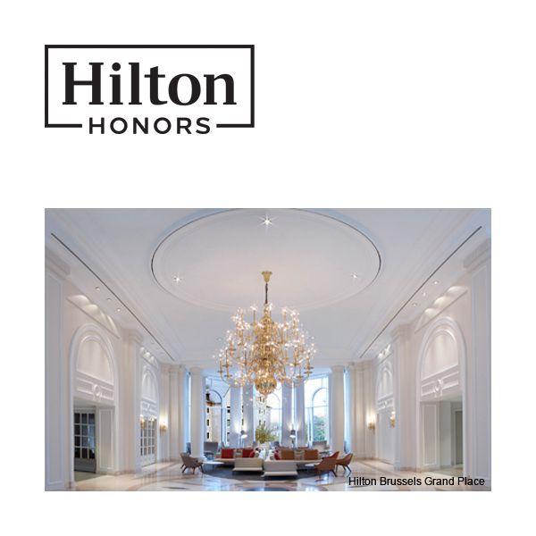 Hilton – Hilton Honors Bild