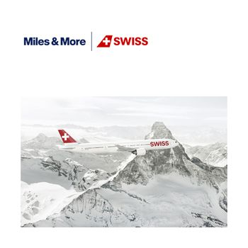 SWISS – Miles & More