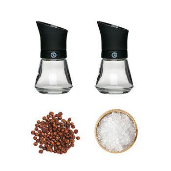 Raffinessen CrushGrind® Mühlen Basic mit Gewürzen