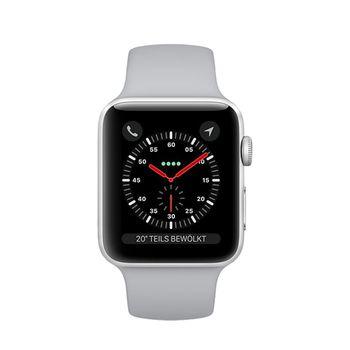 Apple Watch GPS+Cellular in Aluminium 38mm - Sportarmband