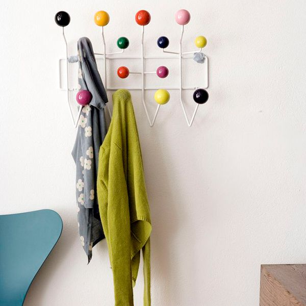 Vitra Hang-It-All Wandgarderobe Bild