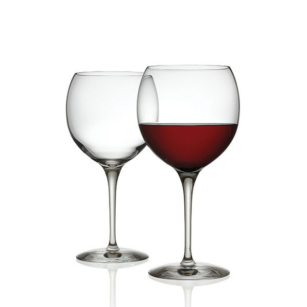 Alessi MAMI XL Rotweinglas 2er-Set Bild