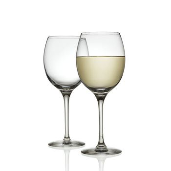 Alessi MAMI XL White Wine Glass 2pcs