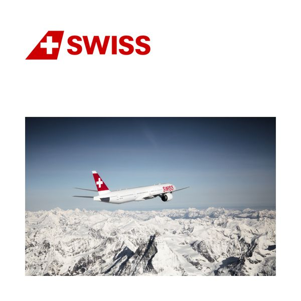 SWISS Flight voucher Image