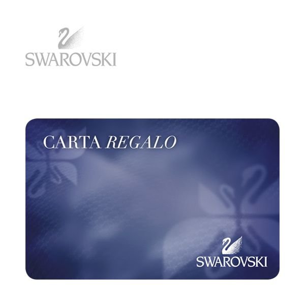 Swarovski Gift card Image