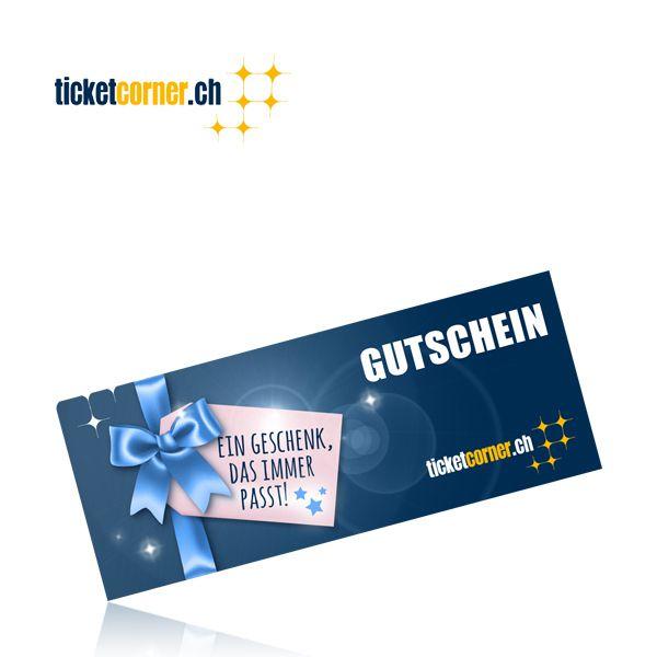 Ticketcorner Gift card Image