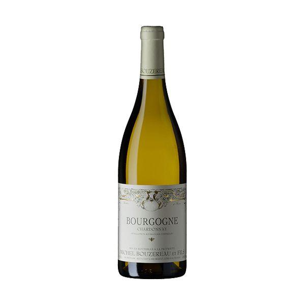 Chardonnay Bourgogne 2016 Domaine Michel Bouzereau - weiss Bild