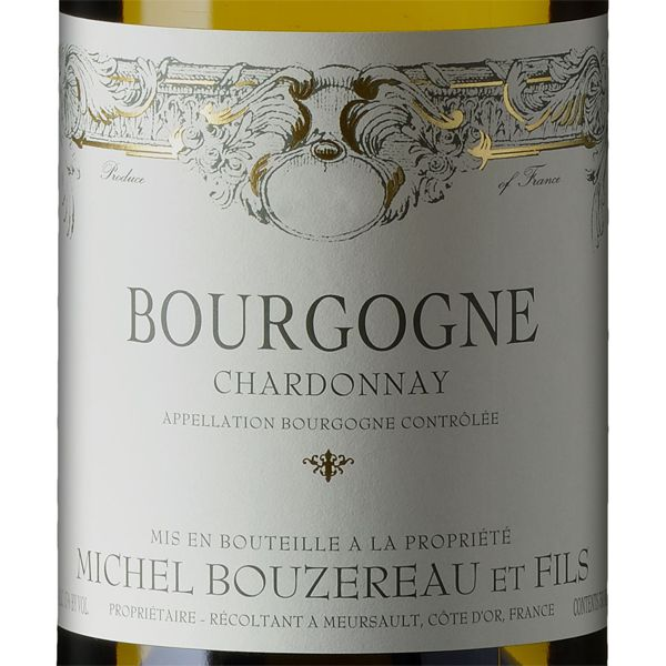 Chardonnay Bourgogne 2017 Domaine Michel Bouzereau - weissBild
