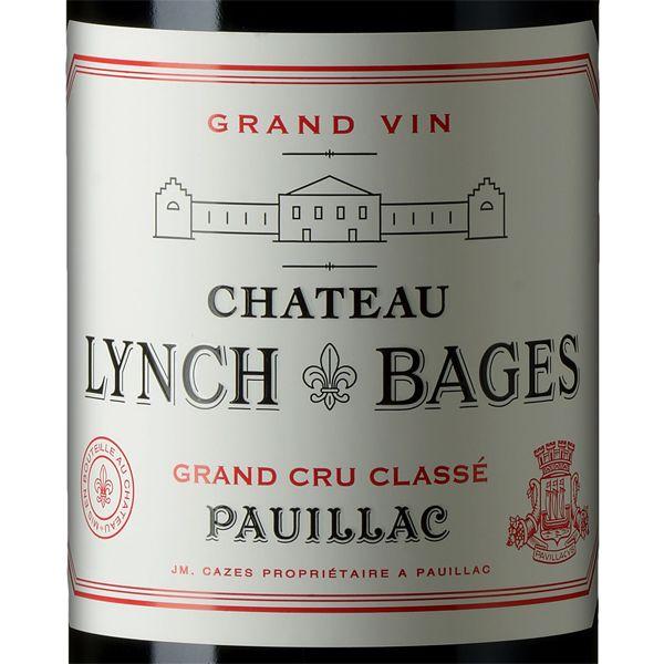 Château Lynch-Bages 2012 - rotBild