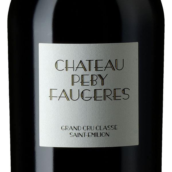 Château Péby Faugères 2016 - rotBild