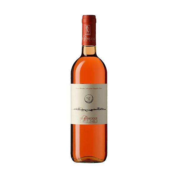 Rosato Bio IGT 2017 Podere Le Cinciole - rosé Image