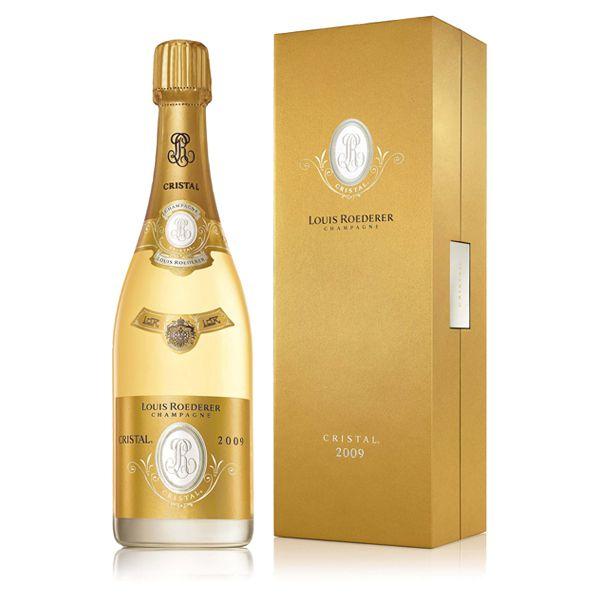 Champagne Louis Roederer Cristal Bild