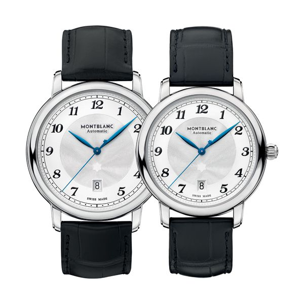 Montblanc STAR LEGACY Automatic Date Watch Image
