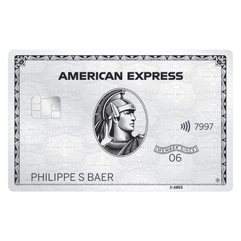 American Express Platinum Card (Charge / 50%)