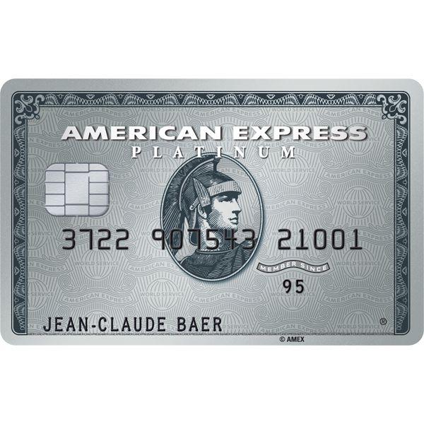 American Express Platinum Card (50%) Image