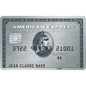 American Express Platinum Card (50%)