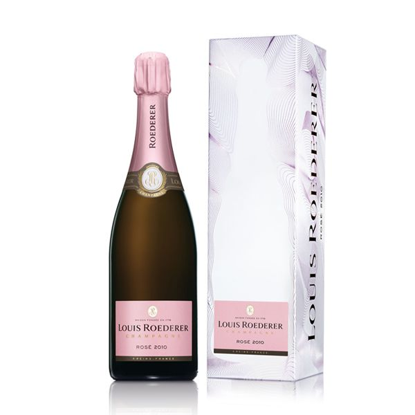 Champagne Louis Roederer Brut Rosé Vintage Bild