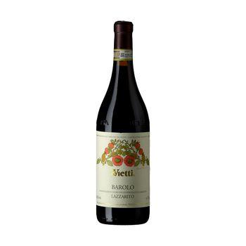 Barolo Lazzarito Vietti Piedmont 2013 - red