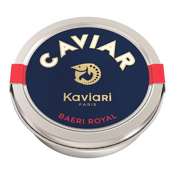 Kaviari BAERI ROYAL Kaviar Bild