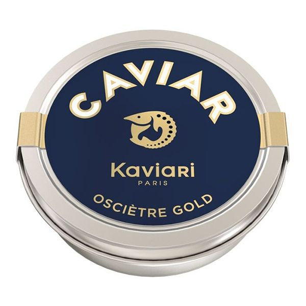 Kaviari OSCIÉTRE GOLD Kaviar Bild