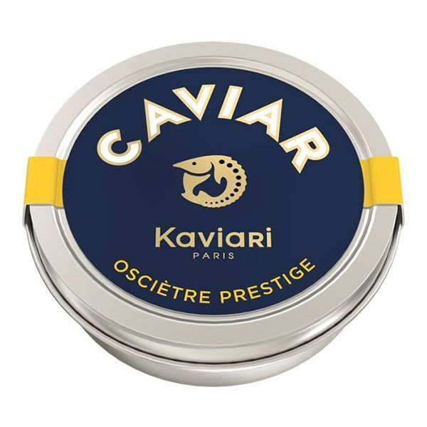 Kaviari OSCIÈTRE PRESTIGE Kaviar Bild