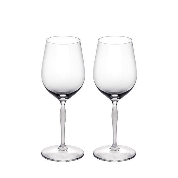 Lalique 100 POINTS Universal Glass Set 2pcs Image