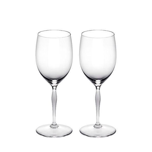 Lalique 100 POINTS Wasserglas 2er Set Bild