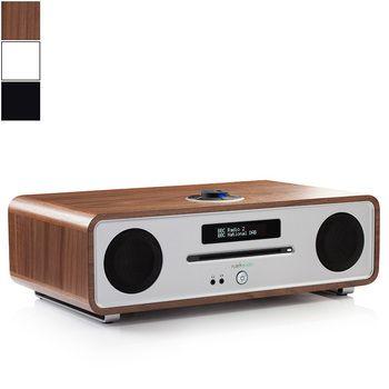 Ruark Audio R4 Musikanlage mit Bluetooth