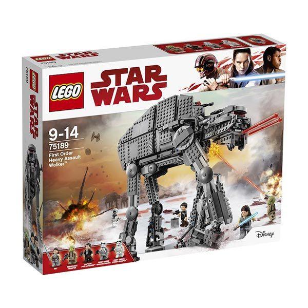 Lego STAR WARS First Order Heavy Assault Walker Bild
