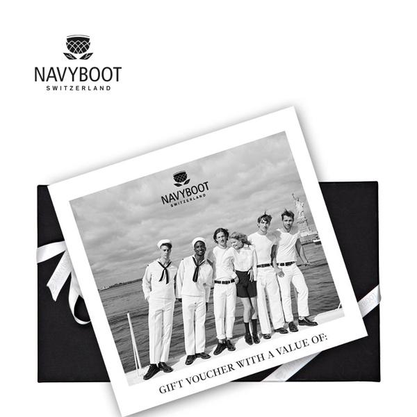 Navyboot Geschenkgutschein Bild
