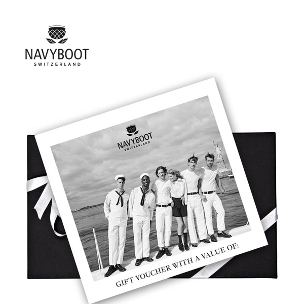 Navyboot GeschenkgutscheinBild
