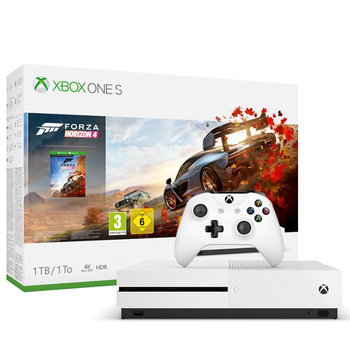 Xbox One S Forza Horizon 4 Bundle (1TB)