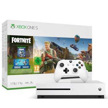 Xbox One S Fortnite Bundle (1TB)