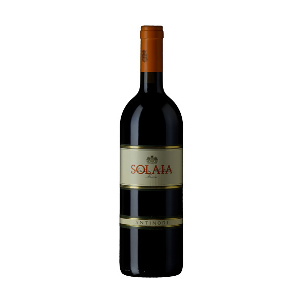 Solaia IGT Marchesi Antinori 2014 - red Image