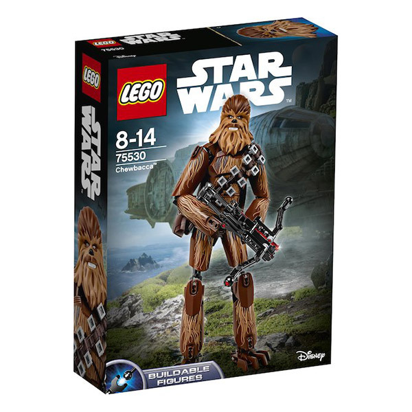 Lego STAR WARS Chewbacca Bild