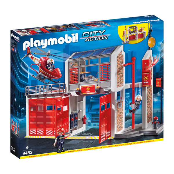 Playmobil® Great Fire Station Image